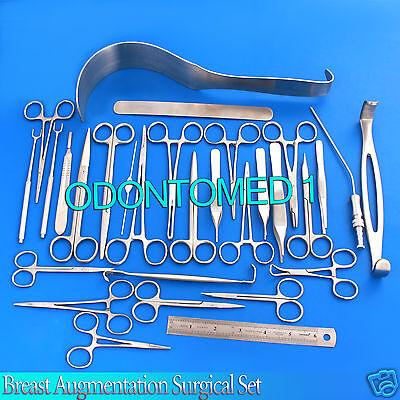 54 Pcs Breast Augmentation Surgical Instrument Set Ds-971