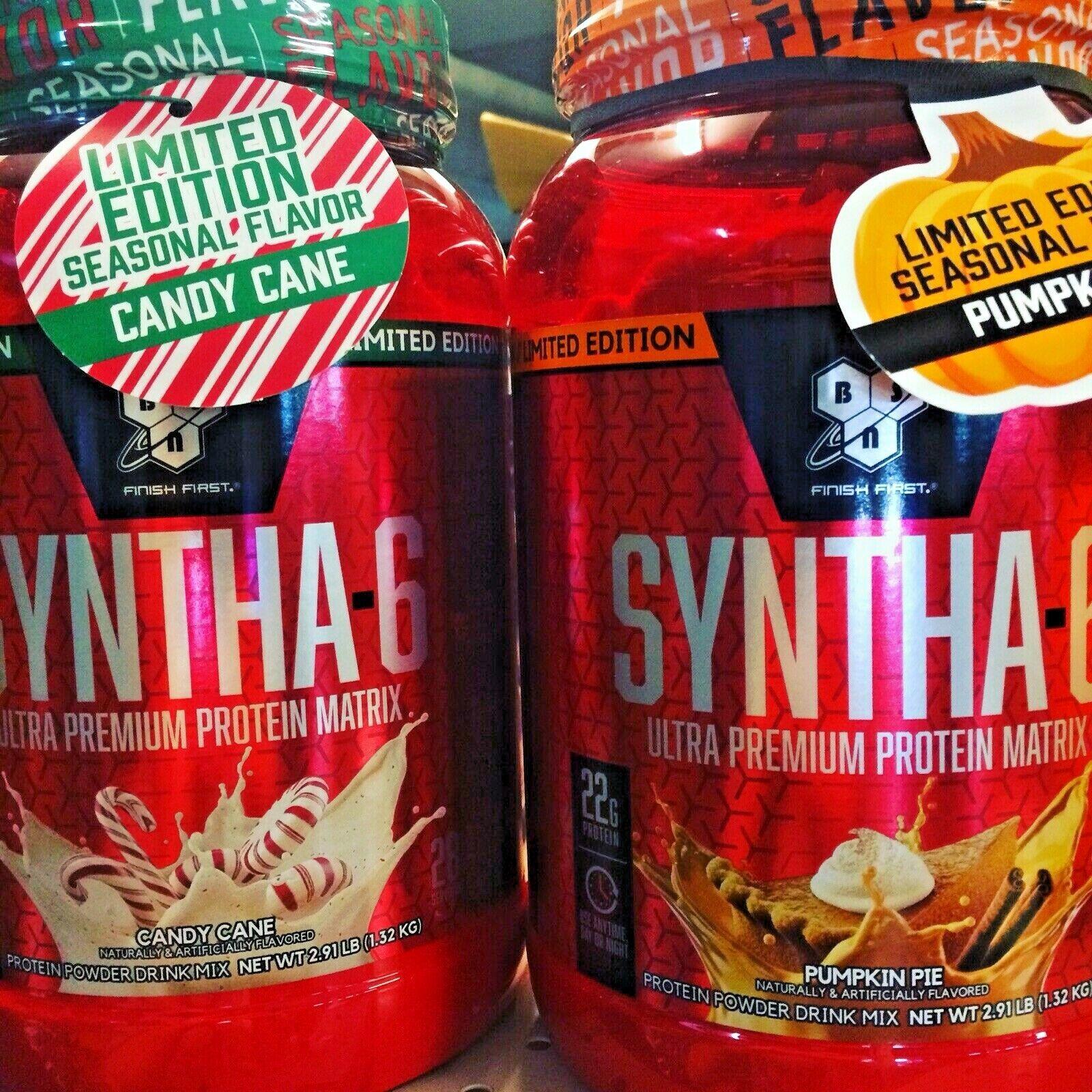 BSN Syntha-6 Ultra Premium Lean Muscle Protein  2.91 lbs LIM