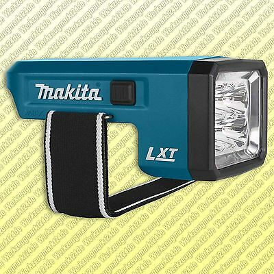 Makita LED Akkulampe BML 186 für 18,0 V Li-Ion Akkus   131789