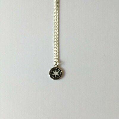 Handmade Galactic Empire Star Wars Necklace