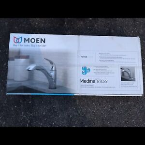 Moen tap With pull out sprayer