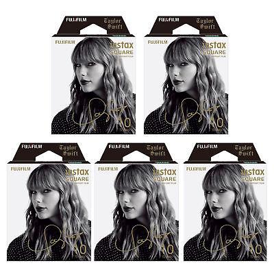 Fujifilm Instax Solid Film Taylor Swift Edition (5-Send off)