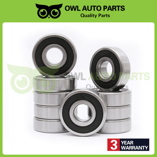 1 pcs SKF 6303-2RSH rubber seals ball bearing free shipping Made in France