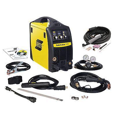 Esab Fabricator 141i Wtig Torch W1003141 W4013802