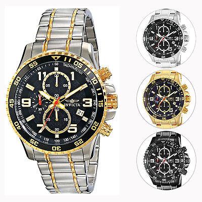 Invicta Men's Specialty Chronograph Metal Bracelet Watch