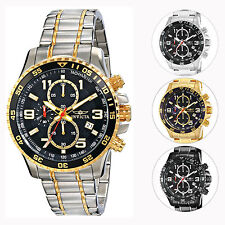 Invicta Men's Specialty Chronograph Metal Bracelet Watch