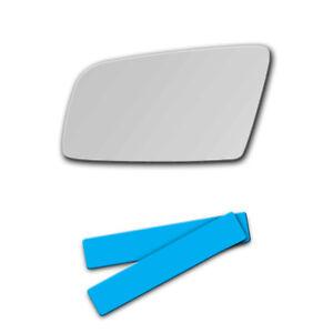 S-578L Replacement Mirror Glass for BMW E60 E61 E63 E64 Driver Side View Left LH