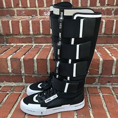 Puma Court Play Boots X UEG Men's Size 9.5