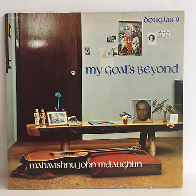 Mahavishnu John McLaughlin - My Goal's Beyond | First Press | Cleaned Vinyl LP