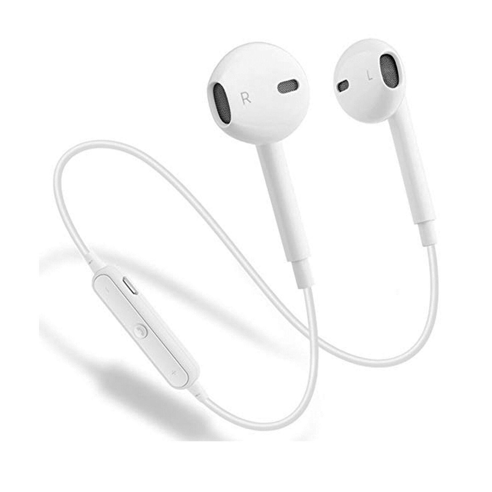 Bluetooth Wireless Headset Sport Headphones Stereo earphone earbuds with mic