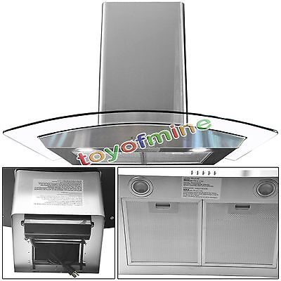 New Europe Exhaust Stainless Steel Glass 30