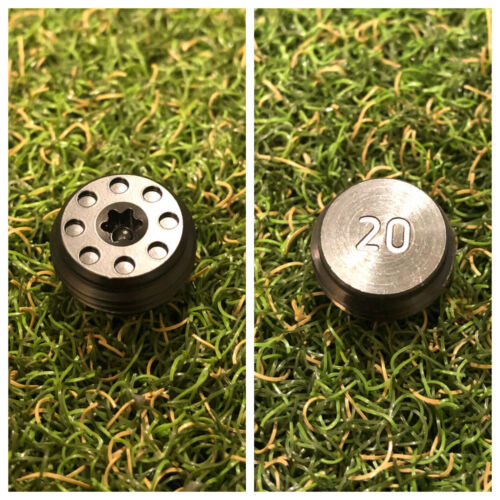 Weight Screws for PXG GEN2 Putters, 0811 X X+ Prototype Drivers 5g, 10, 20g