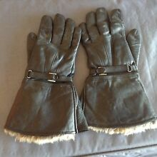 Leather and Fur Winter Riding Gloves Tamworth 2340 Tamworth City Preview