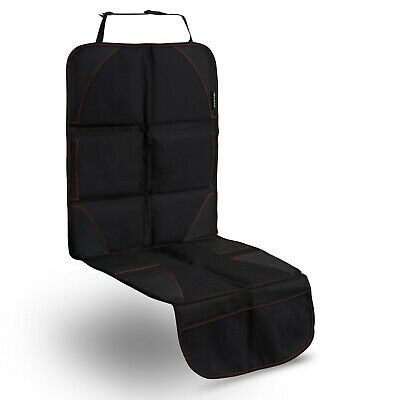 Car Seat Protector with Thickest and Largest Pad for Leather Seats in Luxury Car