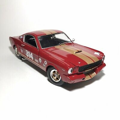 1966 Ford Shelby GT-350 Mustang Caffaine /& Coffee* Greenlight ACME 1:64 OVP