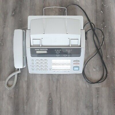 Brother Fax-625 Personal Plain Paper Fax Machine Phone Copier Free Shipping