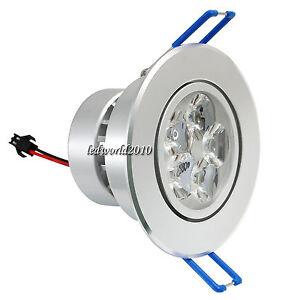 Lampadina-Lampada-Led-a-Downlight-15W-5x3W-Ceiling-Lamp-Warm-Day-White-Light