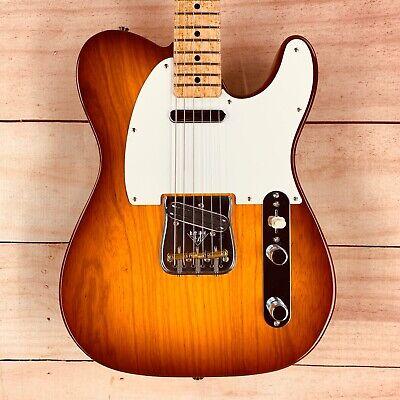 Fender Custom Shop Paul Waller Masterbuilt 59 Telecaster NOS Tobacco Burst