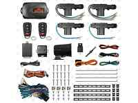 NEW BlueWave Remote Car Truck Central Locking System BW-CLSR2 Up To 4 Doors
