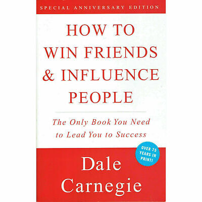 How To Win Friends And Influence People By Dale Carnegie ( P D F - E P.U B )