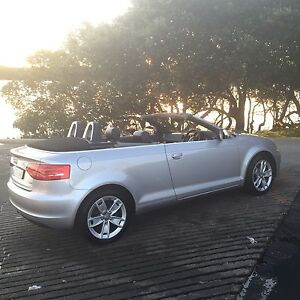 Audi A3 Convertible TSI Attraction 2009 Ryde Ryde Area Preview