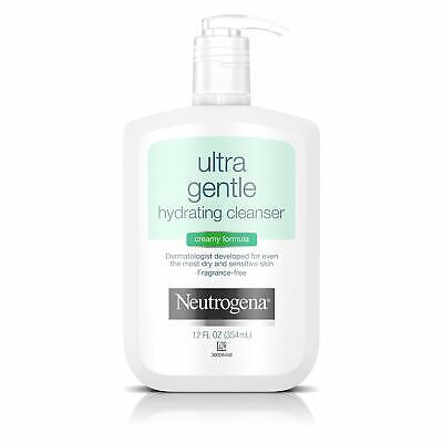 Neutrogena Ultra Gentle Hydrating Daily Facial Cleanser for