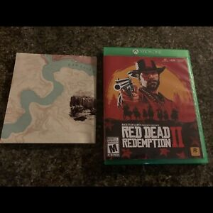 Red dead redemption 2 Xbox one mint