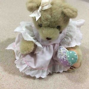 Vintage Cherished Teddy with Patchwork Heart North Sydney North Sydney Area Preview