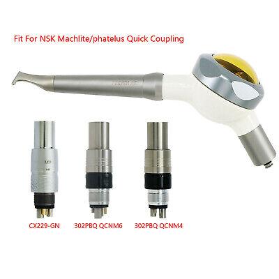 New Dental Air Flow Teeth Polishing Prophy Hygiene Prophy Jet Fit Nsk Coupler