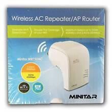 Minitar Wireless AC750 WiFi Range Extender 802.11AC Carine Stirling Area Preview