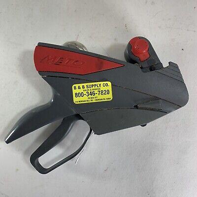 Meto 9505477  1 Line 10 Digit Price Marking Label Labeling Gun Proline Works