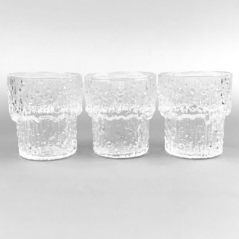 iittala Paadar Shot Glass Designed by Tapio Wirkkala