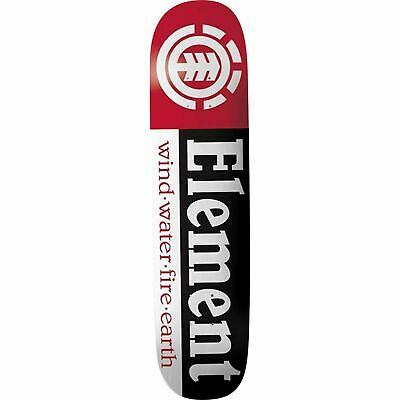 Element Section Deck -7.75 - ASSEMBLED AS COMPLETE SKATEBOARD