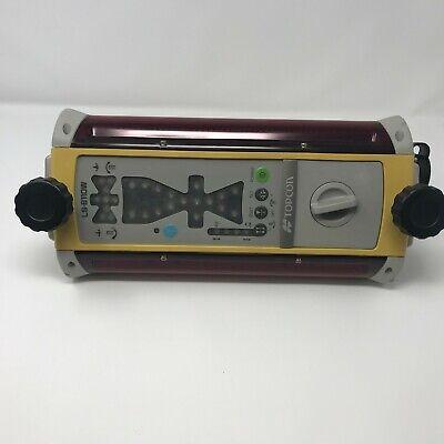 Topcon Ls-b110w Wireless Remote Display Machine Control Laser Receiver