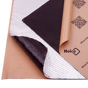 Noico 80 mil 36 sqft Car Sound Deadening Mat Sound Deadener Insulation Material