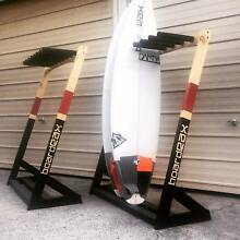 freestanding board racks SURFBOARD-SUP-WAKE-SKATE & SNOW