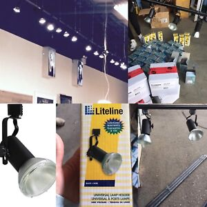 Track Lighting Package - Everything for $1200!