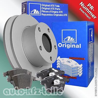 ATE Bremsenset Audi A4 B6/B7 255mm HINTEN Voll gebraucht kaufen  Hoppegarten