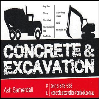 Concrete - Excavation - Soakwells . CES Mindarie Wanneroo Area Preview