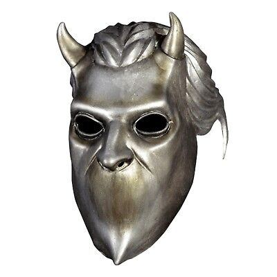 Ghost! Adult Men's Nameless Ghoul Band Papa Emeritus Halloween Costume Mask ](Ghostly Ghoul Costume)