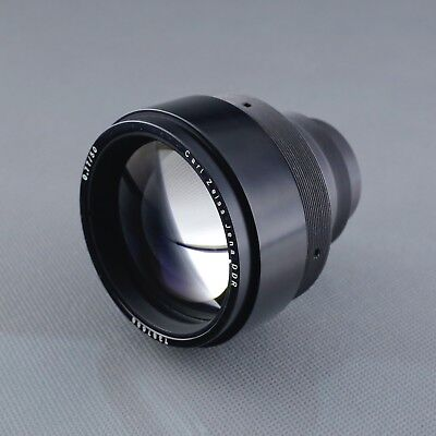 R - BIOTAR TYPE LENS, 0.77 / 50, CARL ZEISS JENA, CZJ x-ray lens 0,77 50 mm ☆☆☆