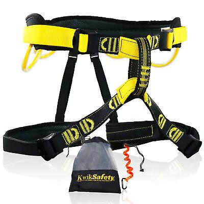 Kwiksafety Mandrill Climbing Harness Outdoor Gear