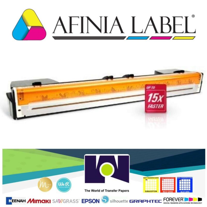 AFINIA, Rapid Label, Vortex, ColorDyne, Trojan, VIP Memjet Ink Jet Printhead
