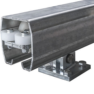 Schiebetor Laufwerk freitragend LD 6,0 m FST 95 Hoftor Rolltor Tor