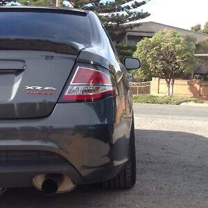 Fg xr6 turbo