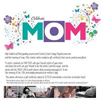 Contest time!! Celebrating Mother's Day