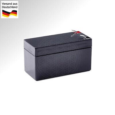 Mercedes-Benz Stützbatterie N000000004039 12Volt 1.2Ah Backup Zusatzbatterie Backup-batterie