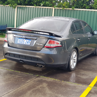 Ford Falcon FG Xr6 2010 Westminster Stirling Area Preview