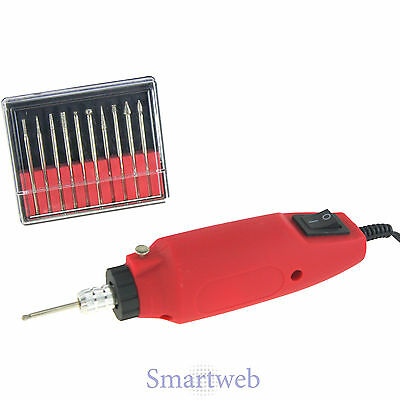 Gravur Gravier Set Multifunktionswerkzeug Mini Schleifer Schleifmaschine