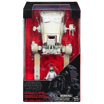r mit Actionfigur, Star Wars Black Series 3 3/4 inch, Hasbro (Imperial Walker)